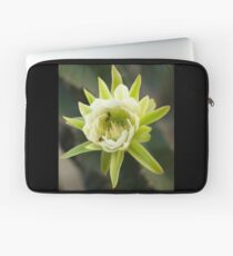 Princess of the Night - Bloom with Playful Bees Laptop Sleeve