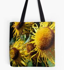 Sunflowers in Bloom - Shee Nature Photography Tote Bag