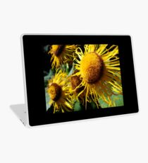 Sunflowers in Bloom - Shee Nature Photography Laptop Skin