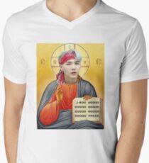 BTS MEME Men's V-Neck T-Shirt