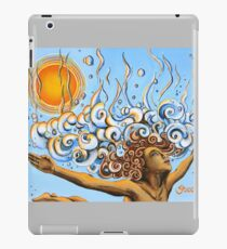 Balance of Life (cut) - Yoga Art from Shee - Surreal Worlds iPad Case/Skin