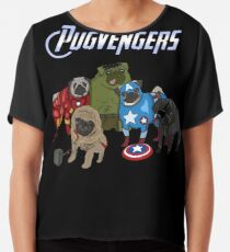 Blusa Los Pugvengers