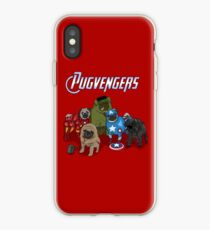 The Pugvengers iPhone Case