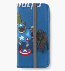 The Pugvengers iPhone Wallet/Case/Skin
