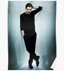 Benedict Cumberbatch - Poster & Iphone Case Poster