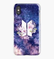 BTS Galaxy Flowers iPhone Case/Skin