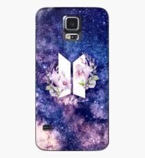 BTS-Galaxie-Blumen Hülle & Skin für Samsung Galaxy