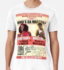 Sho'nuff vs Bruce Leroy Men's Premium T-Shirt