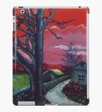 Mystic Grassland iPad Case/Skin