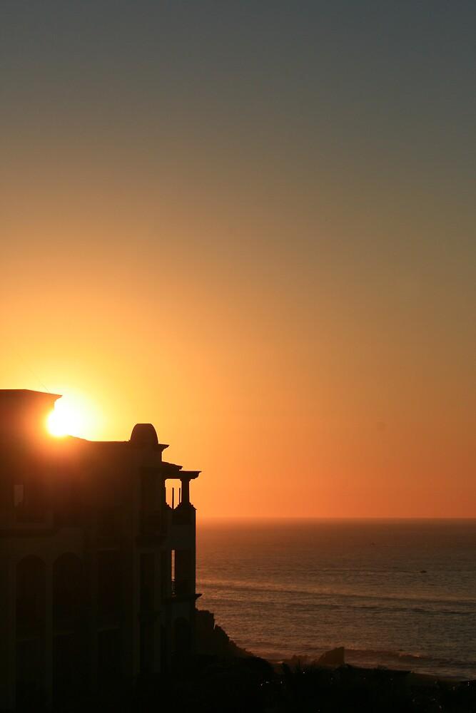 Sunrise by David Rowan