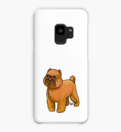 Brussels Griffon Case/Skin for Samsung Galaxy