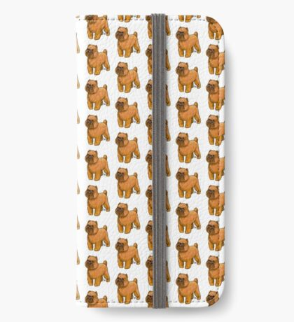 Brussels Griffon iPhone Wallet