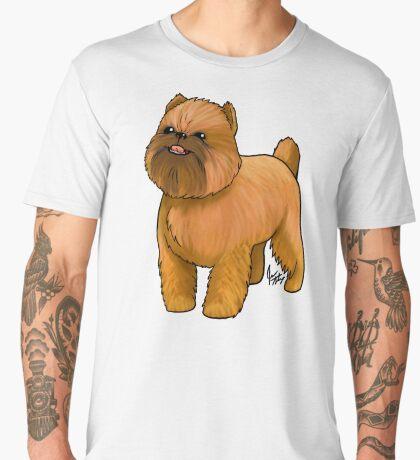 Brussels Griffon Men's Premium T-Shirt