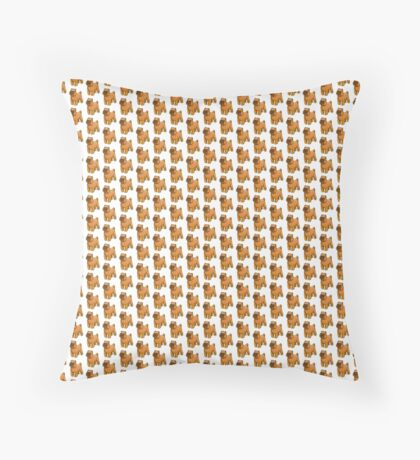 Brussels Griffon Floor Pillow