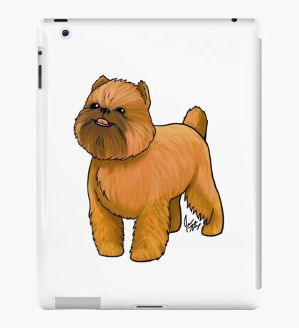 Brussels Griffon iPad Case/Skin