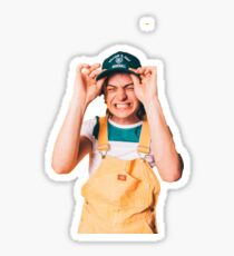 joe keery, stranger things -  funny Sticker