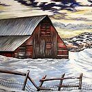 Winter Solstice by Susan McKenzie Bergstrom
