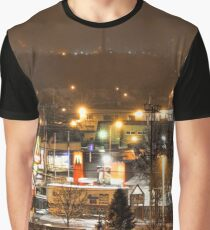 city nights Graphic T-Shirt