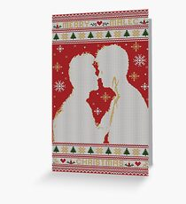 Merry Malec Cristmas Greeting Card