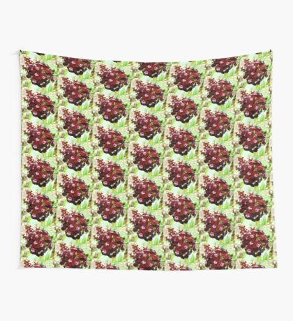 Sweet William Wall Tapestry