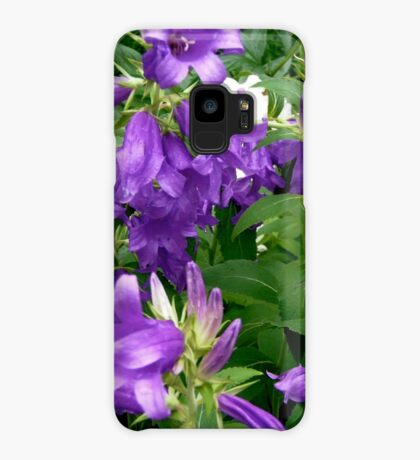 Purple flowers - All products Case/Skin for Samsung Galaxy