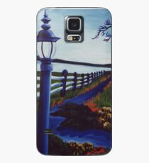 Garden on the Lake Case/Skin for Samsung Galaxy