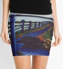 Garden on the Lake Mini Skirt
