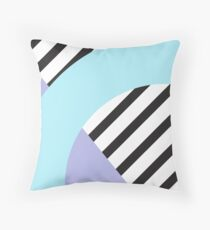 Geometric Colour Pop Throw Pillow