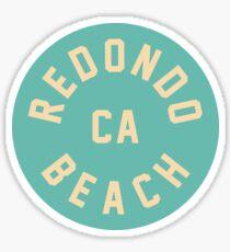 Redondo Beach - California Sticker