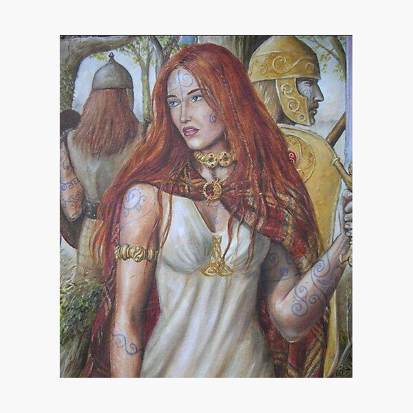 Boudica Photographic Print