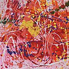 Abstract_Express 3 by Mary Ann Matthys