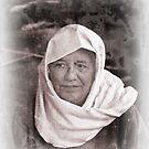 Viking in York #74, Ruth Gilbert the weaver by GrahamCSmith
