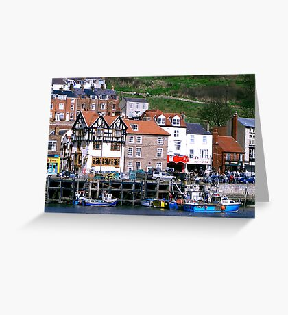 Scarborough - North Yorkshire Greeting Card