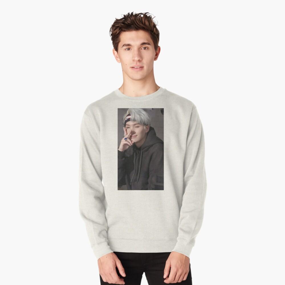 BTS Suga Pullover Sweatshirt