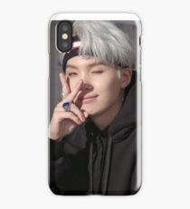 BTS Suga iPhone Case/Skin