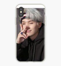 BTS Suga iPhone Case