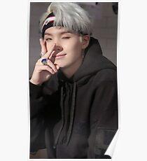 BTS Suga Poster