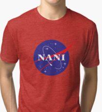 NANI NASA-Logo Vintage T-Shirt