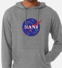 NANI NASA-Logo Leichter Hoodie
