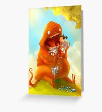 Brush Your Teeth! Greeting Card