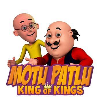 Motu Patlu, King of Kings - Best Anime Ever by robayoxd