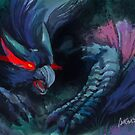 Nargacuga by August