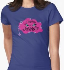 I Dream Of Jeannie Shirt Women's Fitted T-Shirt