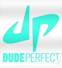 Official Dude Perfect © Merch Poster