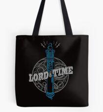 Steampunk Sonic Screwdriver Tote Bag