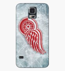 Detroit Red Wings Case/Skin for Samsung Galaxy