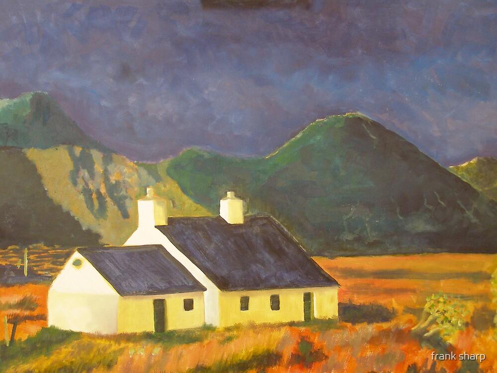 Highlands cottage by frank sharp