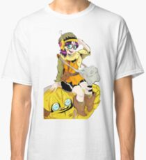 Chrono Trigger Lucca and Robo  Classic T-Shirt