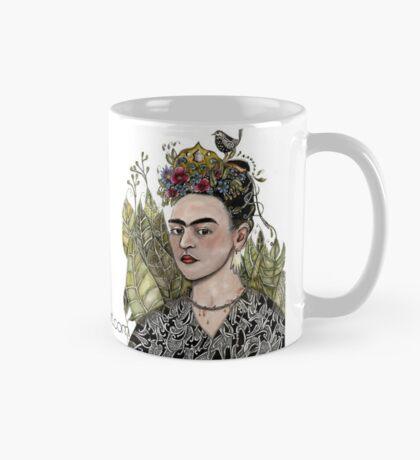 Frida Kahlo Self Portrait #2 (my version) Mug