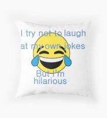 Hilarious Floor Pillow